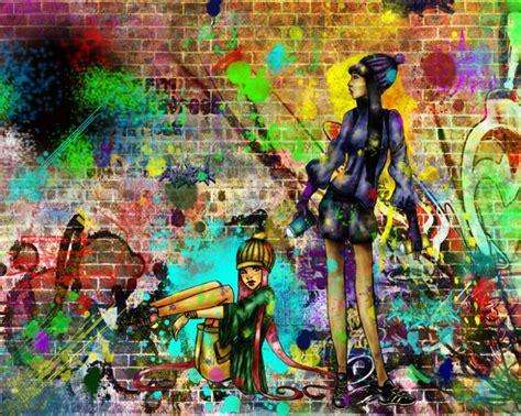 graffiti background designs psd jpg png format