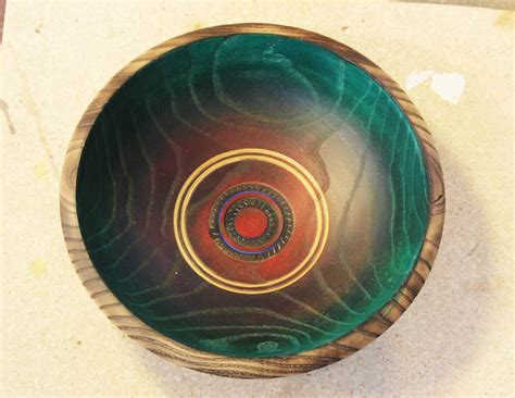 decorating with bowls decorating a bowl woodturning by sam youtube