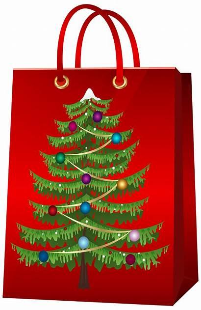 Gift Bag Clip Tree Clipart Transparent Zezete2