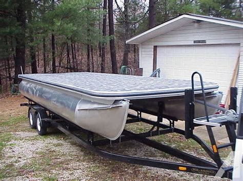 Pontoon Boat Hulls For Sale by Pontoon Boat For Sale New For Sale In Doss Missouri