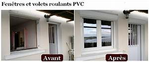 Fenetre de renovation en pvc dthomas for Prix de fenetre pvc en renovation