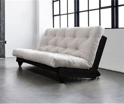 futon divano divano letto futon fresh nero zen vivere zen