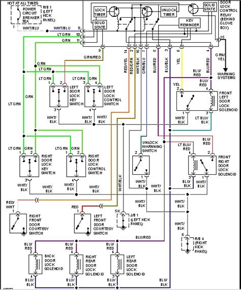 1994 Toyotum Camry Electrical Diagram by 1994 Toyota Camry Ignition Wiring Diagram