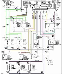 1994 Toyota Camry Ignition Wiring Diagram