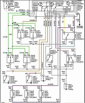 1998 Toyota Camry Wiring Diagram 27497 Centrodeperegrinacion Es
