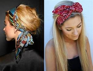 Funtastic Bandana Hairstyles You Must Try At Least Once