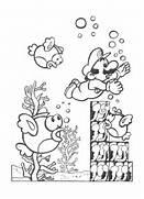 152 Mario Coloring Pag...