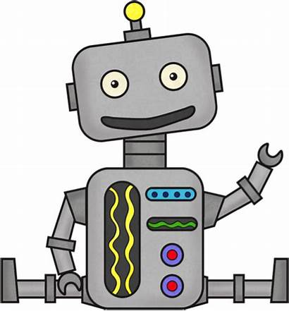 Robot Clipart Control Clip