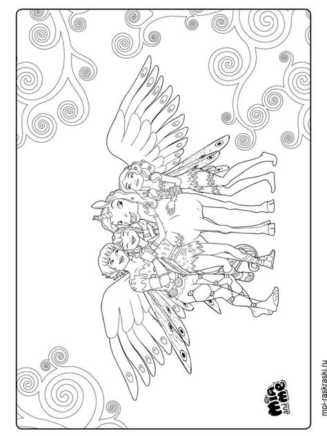 mia   coloring pages  printable mia   coloring pages