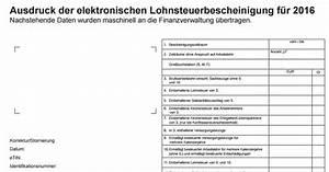 Elster Steuer Berechnen Und Versenden : lexware lohn gehalt nderung bei lohnsteuerbescheinigungen ab version 2016 lex blog ~ Themetempest.com Abrechnung
