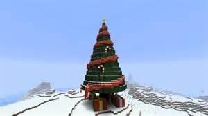 Minecraft Christmas Tree Tutorial
