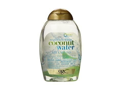 Ogx Weightless Hydration Coconut Water Shampoo, 13 Fl Oz