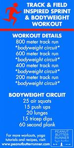 Track  U0026 Field Inspired Running  U0026 Bodyweight Track Workout