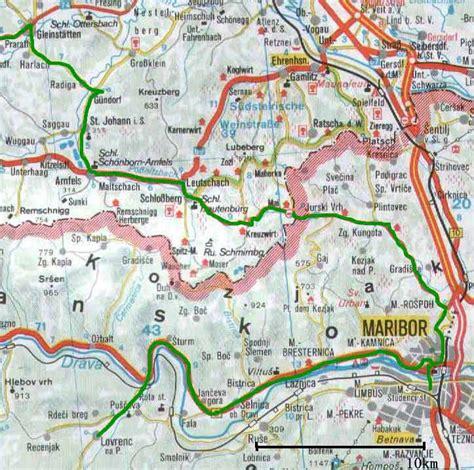Tosloveniaスロヴェニア(スロベニア)国境へ、mariborマリボル