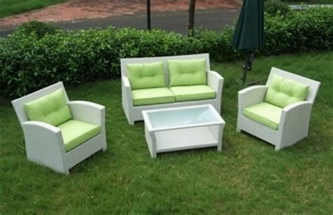 mobili da giardino  rattan mobili giardino