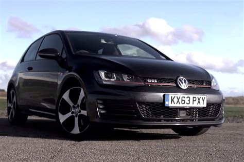 siege golf 1 gti volkswagen golf gti vs performance pack track