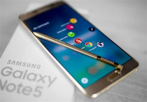 samsung galaxy note 6 may come with 4k display geeky gadgets