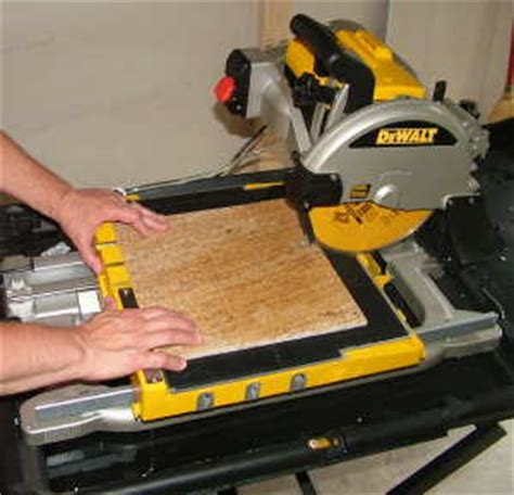 ceramic tile saw ask the builderask the builder