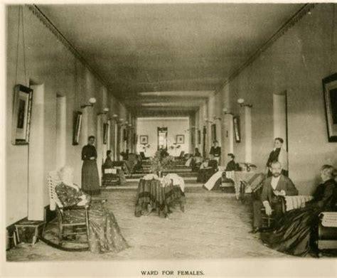 chambre hopital psychiatrique les lieux les plus mystérieux the ridges l 39 asile de l