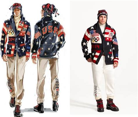 Photos 2014 Winter Olympic Opening Ceremony Outfit Revealed | BSO