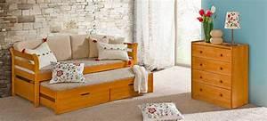 Kinderbett Doppelbett : bett mit bettkasten doppelbett 2 x betten kinderbett sofa ~ Pilothousefishingboats.com Haus und Dekorationen