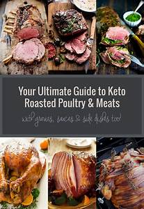 The Ultimate Guide to Keto Roasted Turkey & Meat | I ...