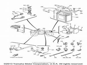 2003 Yamaha Bear Tracker Wiring Diagram