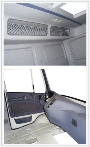 It looks a lot like leather, and is often mistaken for real mb tex has been the standard interior material for many mercedes vehicles for many years, at least since the early 1960s. Cabinas Para Camiones - Mercedes Benz - Scania - VW - Ford - Guardabarros - Belvedere