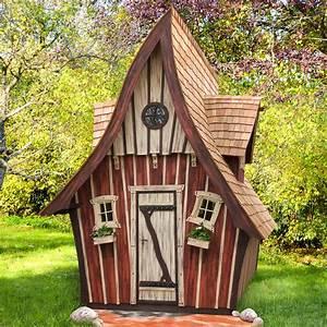 Märchenhaftes Gartenhaus, schlüsselfertig online kaufen