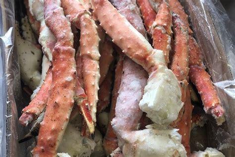 alaskan king crab legs james hook