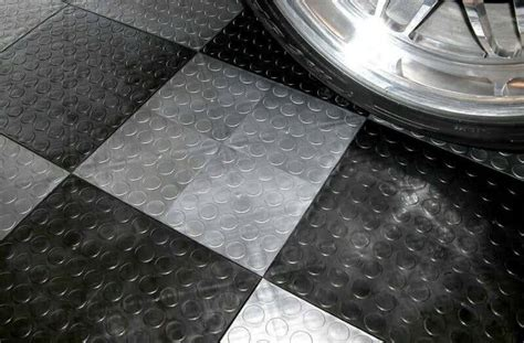 garage floor tile reducing the noise of interlocking floor tiles all