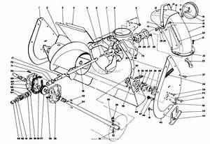 31 Toro Snowblower Parts Diagram
