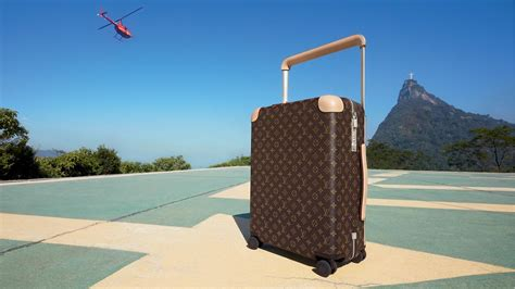 rolling luggage  women  louis vuitton