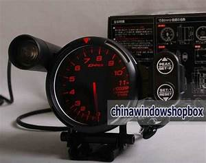 Defi 3 75 Quot Stepper Motor Tachometer Auto Gauge  U2013 Wholesale Defi 3 75 U0026quot  Stepper Motor