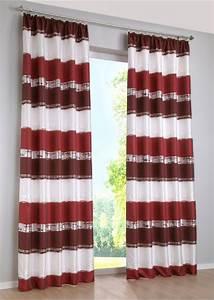 Gardinen Rot Grau : vorhang mara bordeaux bpc living online kaufen ~ Markanthonyermac.com Haus und Dekorationen