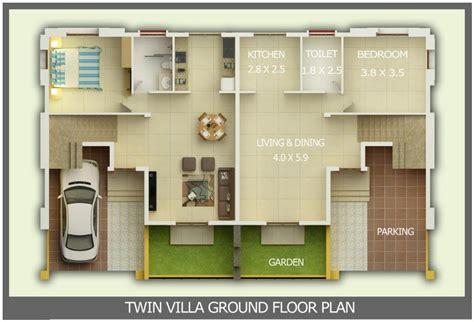 kerala building construction  bhk linked villa
