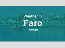 Weather for Faro, Portugal