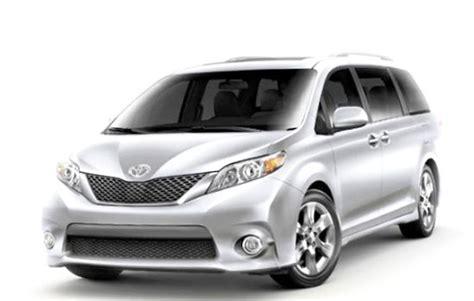 2019 Toyota Sienna Awd Release Date & Price Toyota