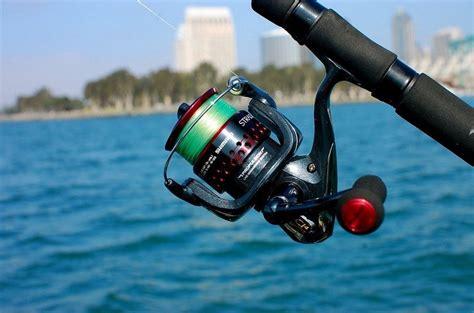 fishing reels   types  fishing reels
