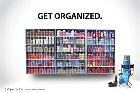 Hair Color Shelf by Hair Color Storage Cabinets Salon Marketing Ideas