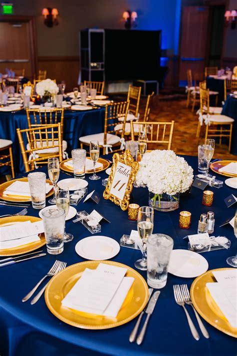 Elegant Rooftop Navy Wedding Hyatt Regency Clearwater Beach
