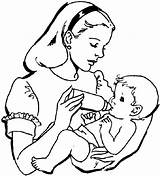 Coloring Pages Newborn Adults sketch template