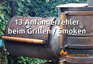 Smoker Bauen Baupläne : 13 anf ngerfehler beim grillen smoken freizeit ~ Whattoseeinmadrid.com Haus und Dekorationen