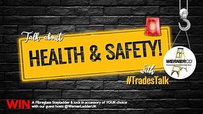 Safety Health Seriously Take Community Week Werner