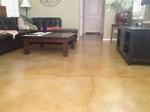 Interior concrete polishing concrete staining for Concrete stain for interior floors