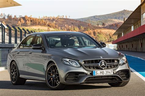 Mercedes Amg 4matic by Suited And Boosted 2017 Mercedes Amg E63 4matic Revealed