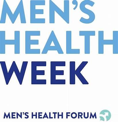 Week Health Male Logos England Mens Awareness