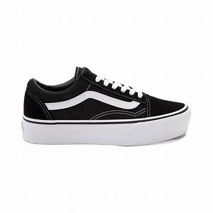 7257254713ee Vans Old Skool Platform. vans old skool platform black white ...