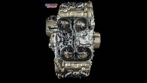 Desmosedici Stradale V4 Engine