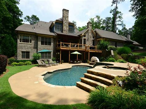 Georgia Homes For Sale With Pools